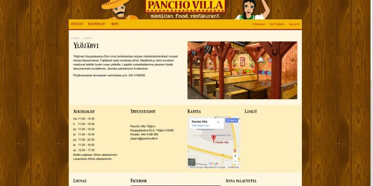 Pancho Villa Ylöjärvi