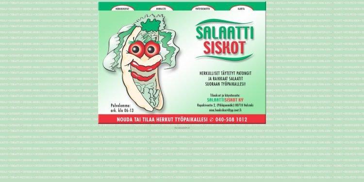 Salaattisiskot